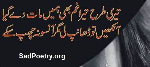 Lines Urdu Sad Shayri