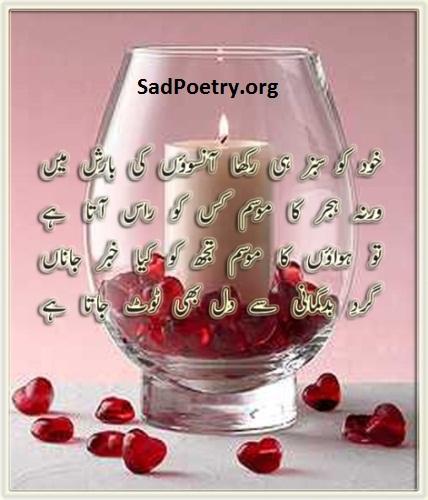 Ansoo-poetry