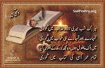Tmam Umar Usi Ki Kitab Main Guzri