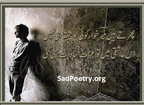 Mir-Taqi-Mir poetry
