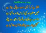 Bta Teri Raza Kia Hai – Anwar Masood Poetry