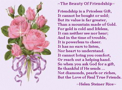Friendship-Poem