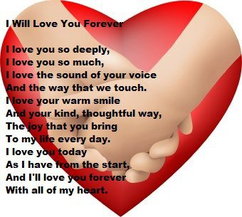 Love Poems For Him For Her for The One You Love for Your boyfriend for a girl for a girlfriend ...