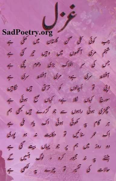 Tafseer Tu Chehray Par Likhi Hai
