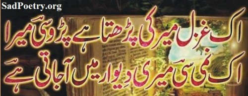 poetry ghazal